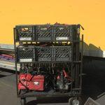 3-Ton Tungsten Cart