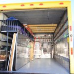 Inside of 3 Ton Truck