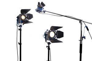 Fresnel Light Rental