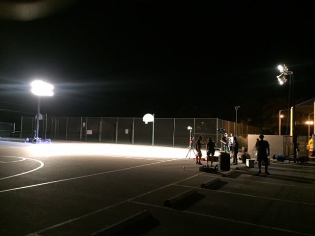 Basketball Commercial