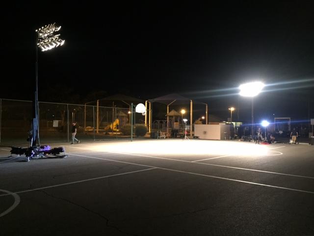 NBA Commercial Lighting