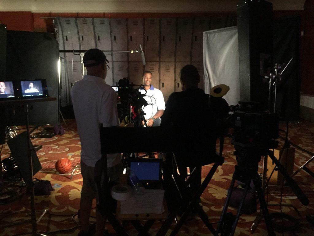 NBA Interview