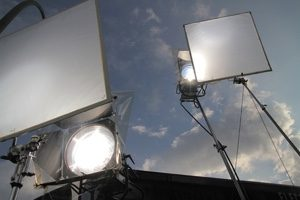 HMI Light Rental