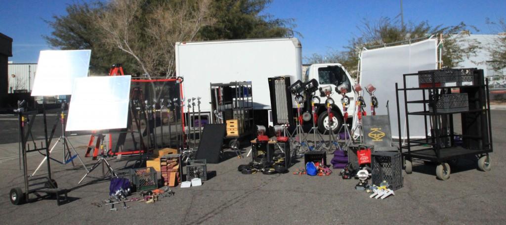 1 Ton Production Truck