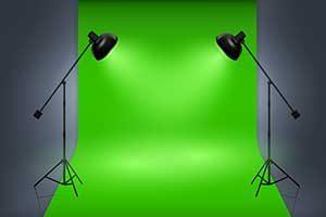 Green Screen Rental