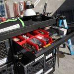 Production Set Cart Drawer