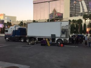 Production Lighting Truck Rental
