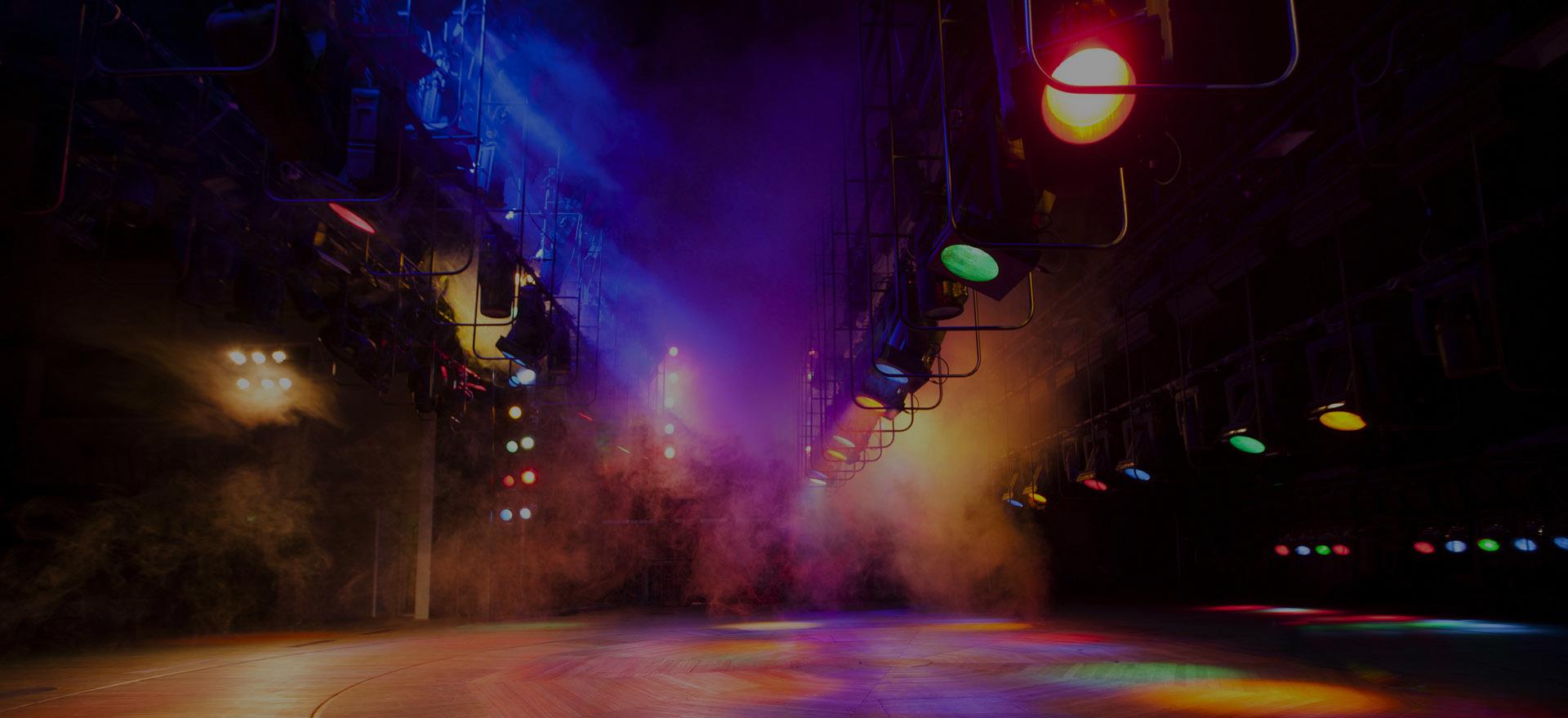 Concert Lighting Al Las Vegas Extreme Grip