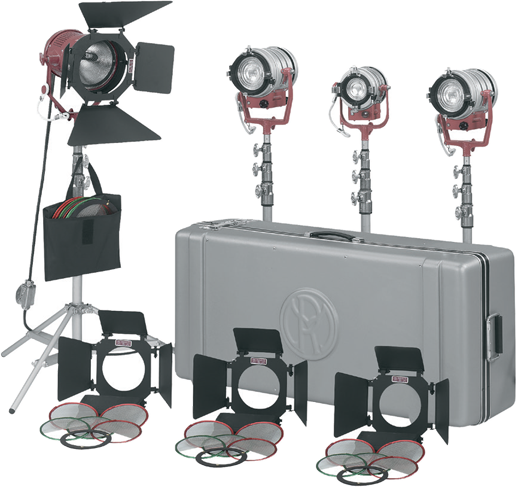 Film Industry Lighting Rentals in Las Vegas