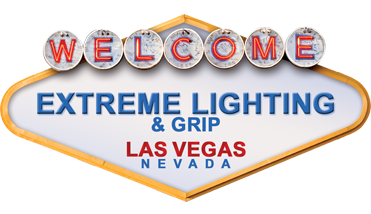 Las Vegas Lighting & Grip Equipment Rental